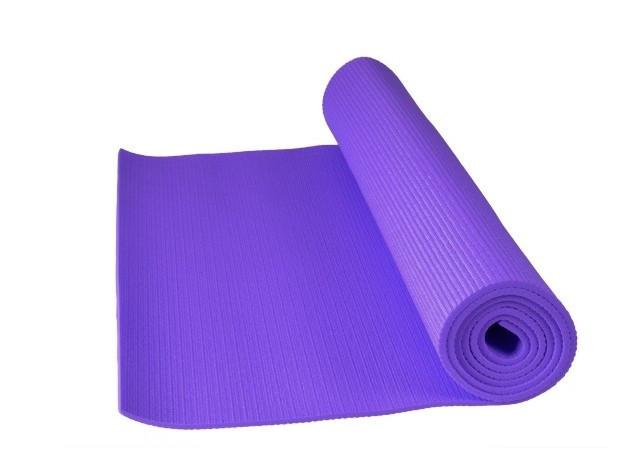 Коврик для йоги и фитнеса Power System  PS-4014 Fitness Yoga Mat Purple