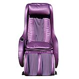 Массажное кресло ZENET ZET-1280 сиреневый, фото 2