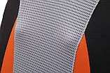 Роликовая массажная накидка Zenet ZET-773 с инфракрасным прогревом + ПОДАРОК, фото 4