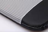 Роликовая массажная накидка Zenet ZET-773 с инфракрасным прогревом + ПОДАРОК, фото 5