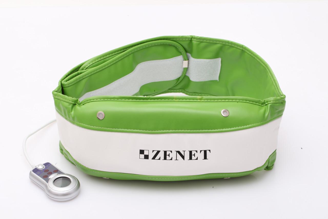 Масажний пояс для схуднення Zenet ZET-750