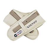 Постукивающий массажер для шеи Zenet ZET-756 с прогревом, фото 2