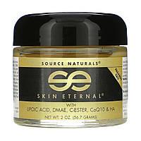 Ночной крем для лица, Source Naturals,(56.7г)