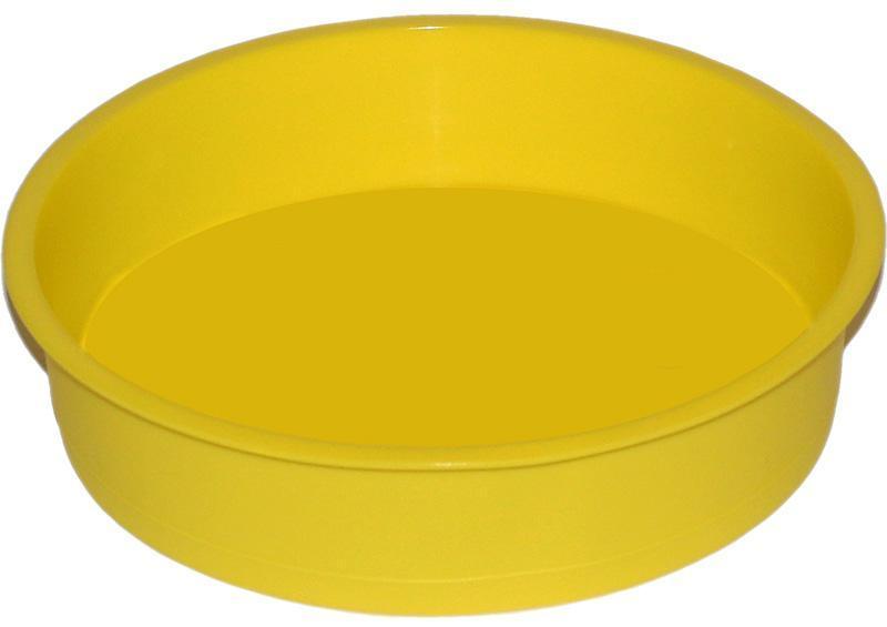 Форма силиконовая круглая Ø24.5см высота 6см