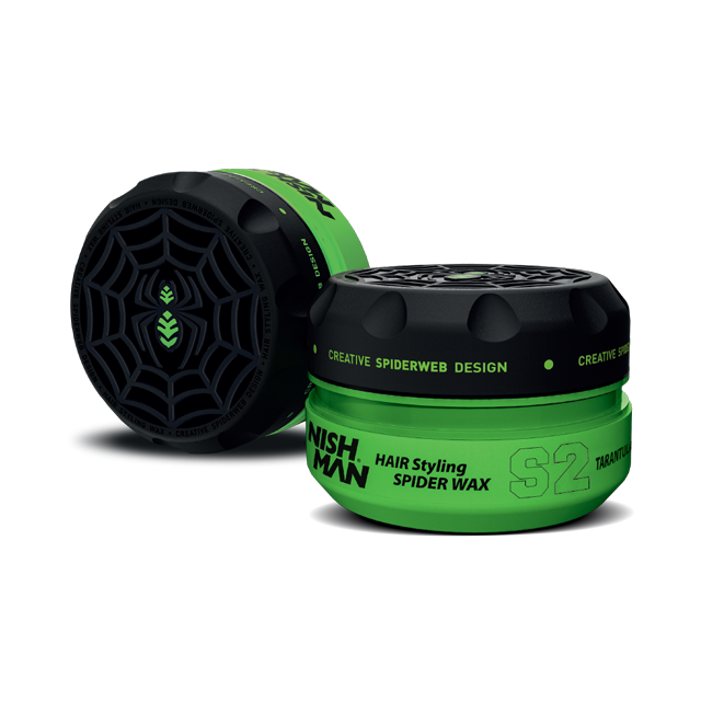 Віск-павутинка для волосся Nishman Spider Wax Tarantula S2 150мл