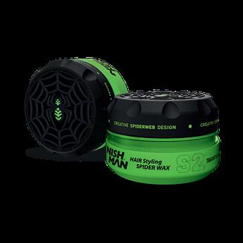 Воск-паутинка для волос Nishman Spider Wax Tarantula S2 150мл