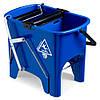 Ведро для уборки с отжимом SQUIZZY 15л TTS (0B006410 (синее) x 2181)