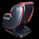 Массажное кресло ZENET ZET 1530 Вишневое, фото 5