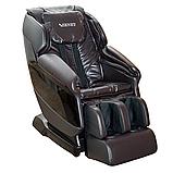 Масажне крісло ZENET ZET 1550 Коричневе, фото 2