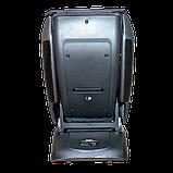 Масажне крісло ZENET ZET 1550 Коричневе, фото 3