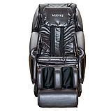 Масажне крісло ZENET ZET 1550 Коричневе, фото 4