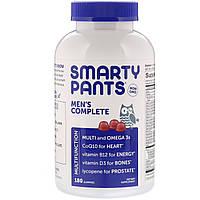 SmartyPants, Men's Complete, 180 конфет
