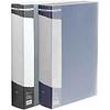 Папка с файлами Папка с 100 файлами А4 в чехле Buromax JOB BM.3633-02 синяя (BM.3633-02(синяя) x 28974)