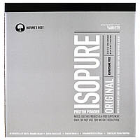 Nature's Best, IsoPure, Протеиновый порошок IsoPure Original, в ассортименте, 20 пакетиков по 89 г (3.12), фото 1
