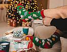 """Високі шкарпетки унісекс від Sammy Icon """"Новий рік 2021"""", фото 3"""