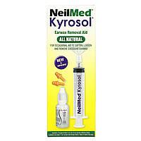 Squip Products, Kyrosol, набор для удаления ушной серы, комплект из 5 предметов