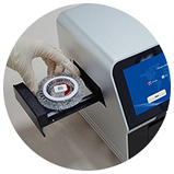 Автоматический биохимический анализатор SMT-120 (методом сухой химии), Seamaty, фото 4