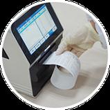 Автоматичний біохімічний аналізатор SMT-120 (методом сухої хімії), Seamaty, фото 5