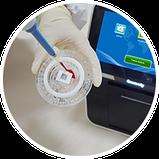 Автоматичний біохімічний аналізатор SMT-120 (методом сухої хімії), Seamaty, фото 6