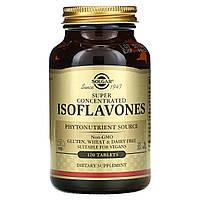 Соевые Изофлавоны, Isoflavones, Solgar, 120 таблеток