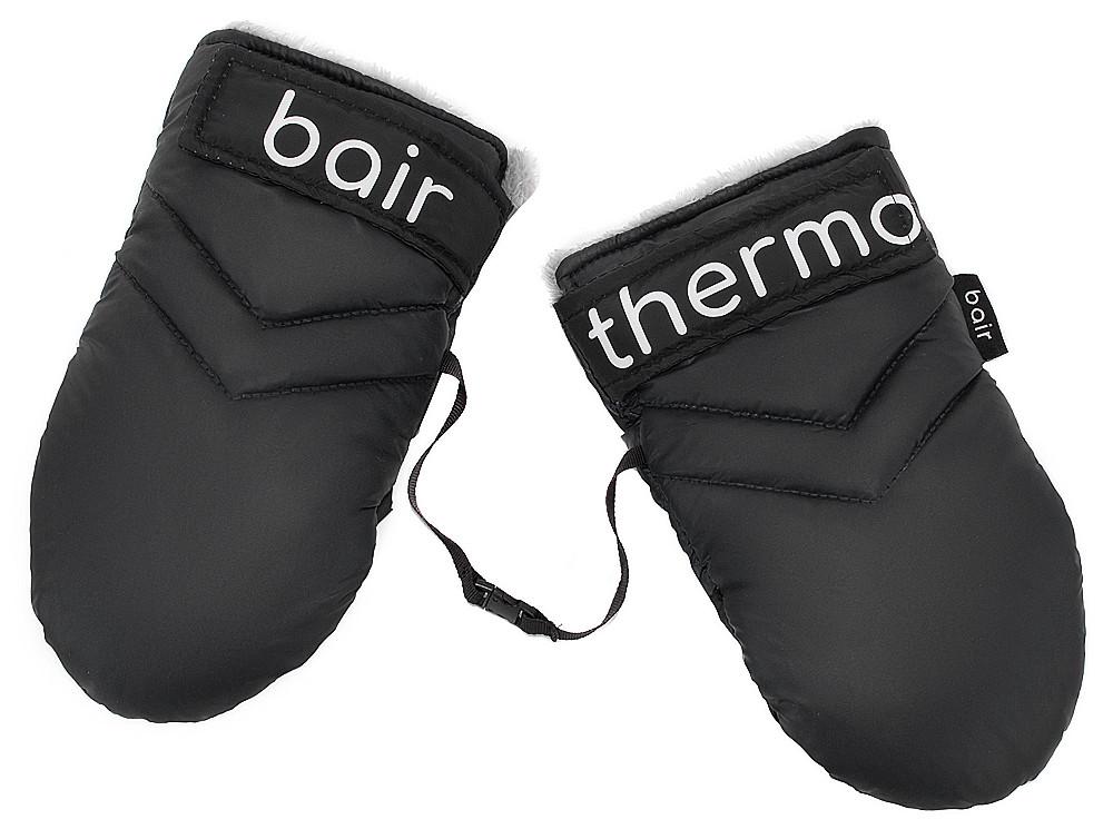 Рукавиці Bair Thermo Mittens чорний