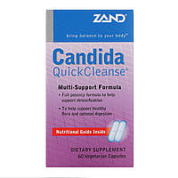 Средство от молочницы и кандидоза, Zand, 60 капсул