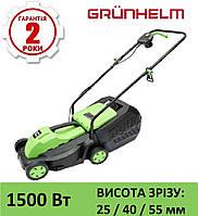 Газонокосилка Grunhelm EM-6118B