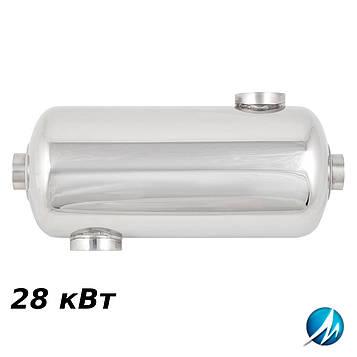 Теплообмінник Aquaviva MF-80 28 кВт 304L
