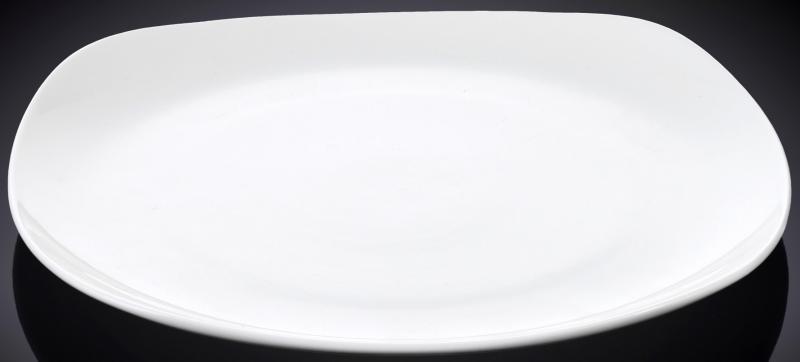 Набор 6 обеденных тарелок Wilmax Ilona 24.5см, фарфор