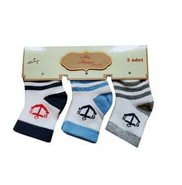 Носочки/ пинетки для новорожденных