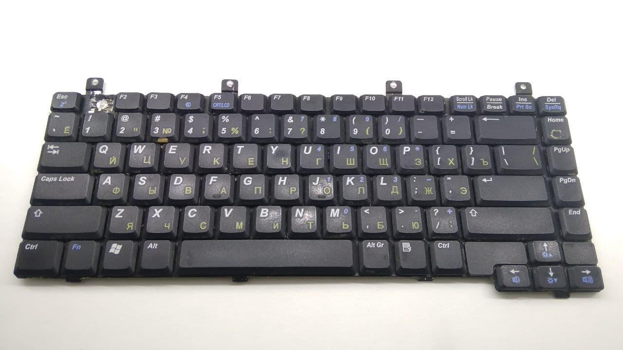 Клавіатура для ноутбука RoverBook Navigator W511 L