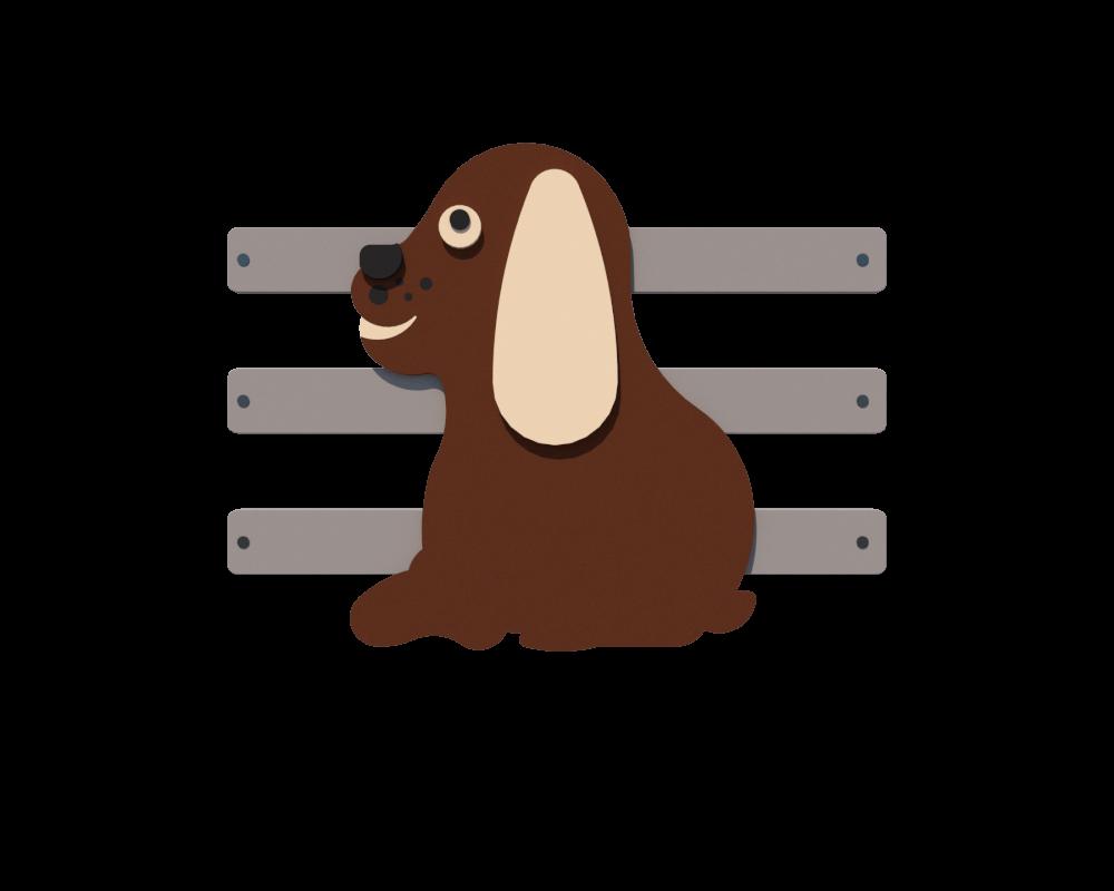 Ограждение Собачка (секция) Kidigo