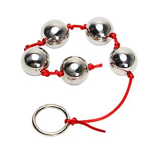 Анальний кульки Metal anal Beads