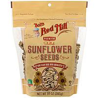 Bob's Red Mill, Семя подсолнечника в шелухе, 10 унций (283 г)