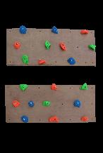 Траверсная стена «Шаги» Kidigo (221583)