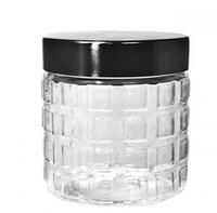 Банка для сыпучих продуктов стеклянная 11,5х11,5х12см 1л