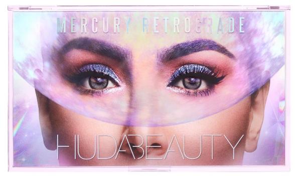 Тени HUDA Beauty Mercury Retrograde Eyeshadow Palette