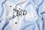 Плед велсофт (мікрофібра) ALM1903, фото 2
