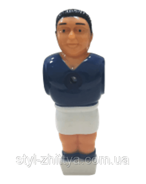 Футболіст 16 мм (синя футболка) Kidigo