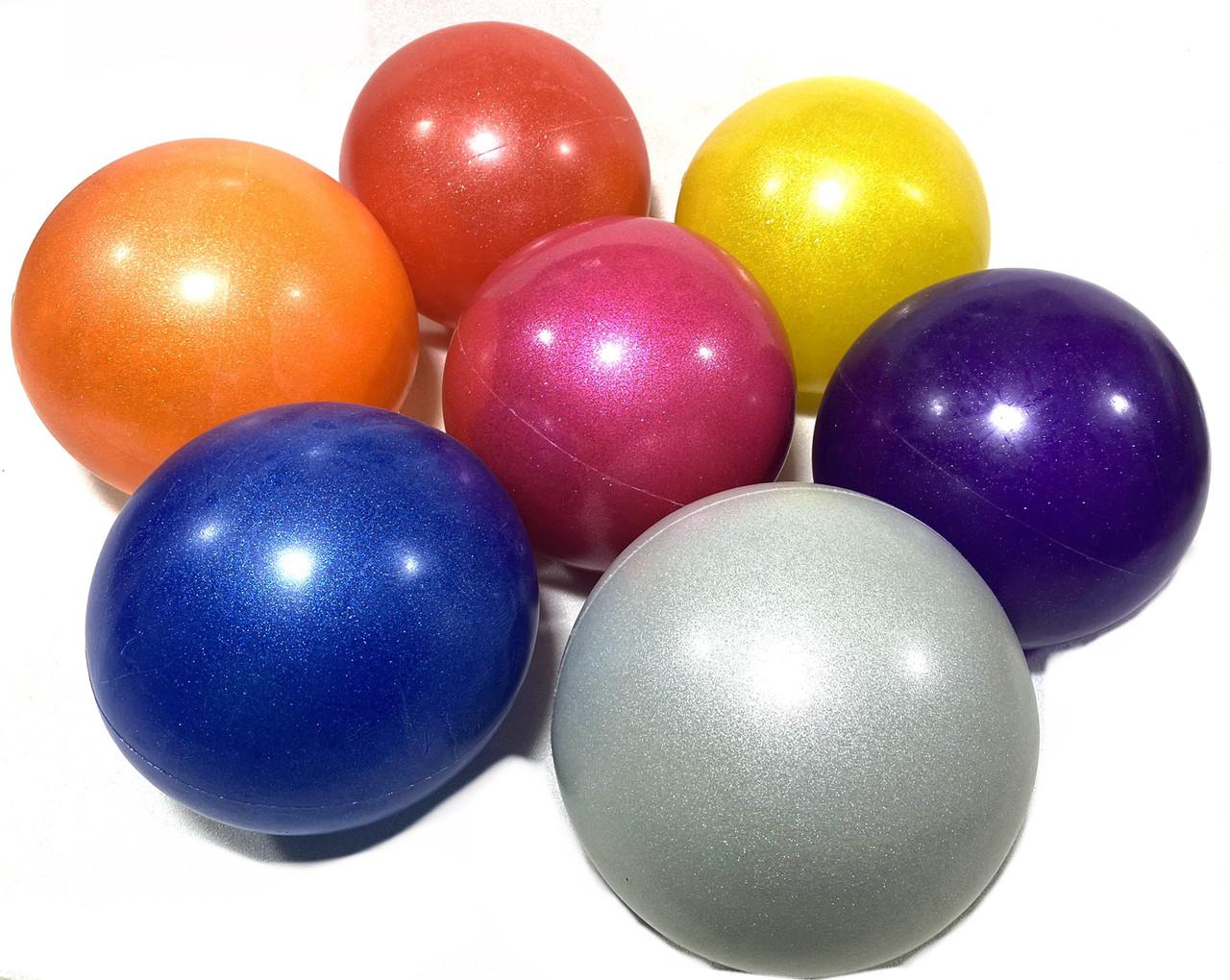 Мяч художественной гимнастики 400гр, 20 см