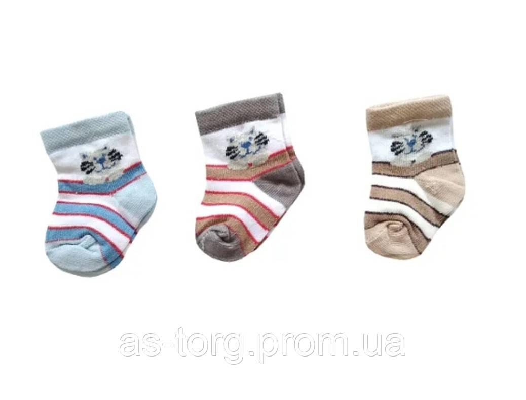 Носочки детские для новорожденных