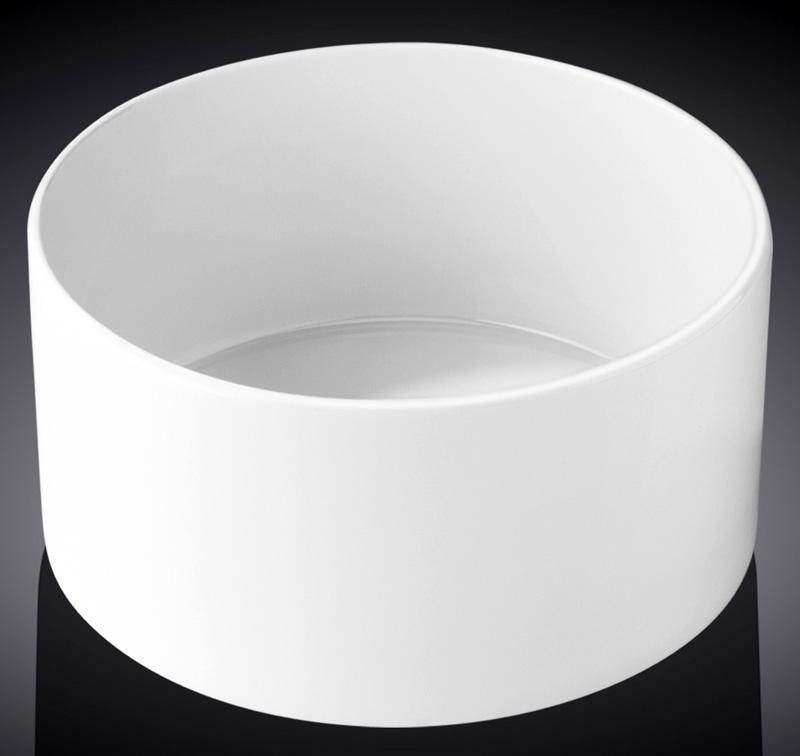 Набор 3 салатника Wilmax Daisy 15см (1400мл), фарфор