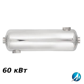 Теплообмінник Aquaviva MF-200 60 кВт 304L