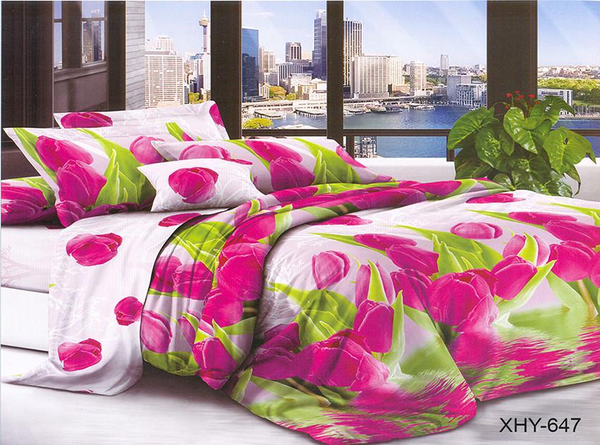 ТМ TAG Комплект постельного белья XHY647