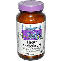 Bluebonnet Nutrition, Heart Antioxidant, 120 Vcaps