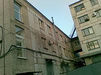 Утепление фасадов, межпанельные швы