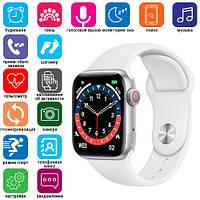 Смарт часы Smart Watch NK03, голосовой вызов, IP67, white