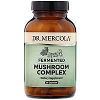 Dr. Mercola, Добавки Высшего Качества, Вся Еда Грибной Комплекс, 90 Капсул