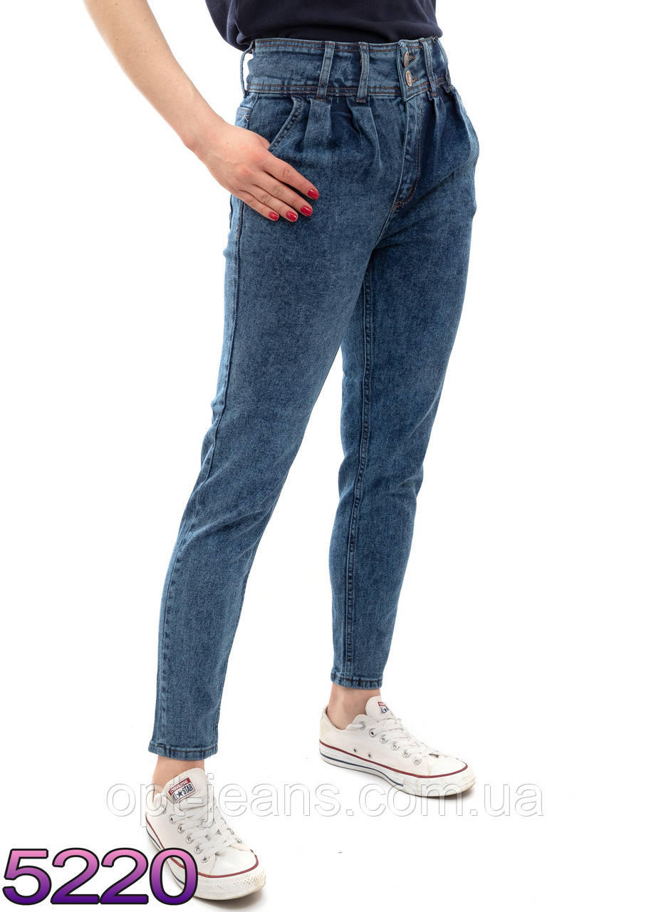 SASHA женские МОМ джинсы (26-31/7ед.)