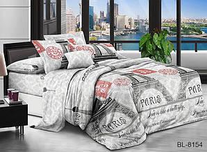 ТМ TAG Комплект постельного белья BL8154